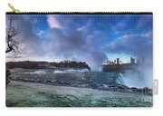 Niagara Falls Dramatic Panoramic Scenery Carry-all Pouch