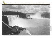 Niagara Falls Maid Of The Mist Carry-all Pouch