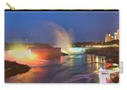 Niagara Falls Ultra Wide Panorama Carry-all Pouch