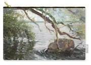 Niagara River Side Carry-all Pouch