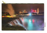 Niagara Starbust Skyline Panorama Carry-all Pouch