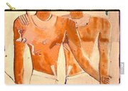 Niankhkhnum And Khnumhotep  Carry-all Pouch
