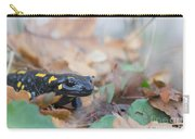 Nice Fire Salamander Carry-all Pouch