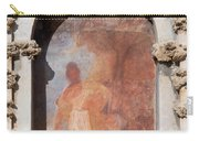 Niche Fresco In Real Alcazar Of Seville Carry-all Pouch