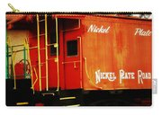 Nickel Plate Carry-all Pouch