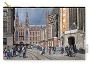 Nieuwe Kerk In Amsterdam Carry-all Pouch
