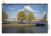 Nieuwe Maas River Waterfront In Rotterdam Carry-all Pouch