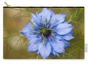 Nigella Damascena Carry-all Pouch