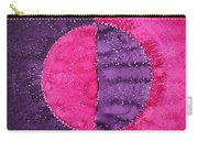 Night And Day Original Painting Carry-all Pouch
