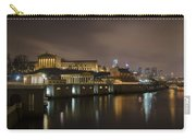 Night At Fairmount Waterworks And The Philadelphia Art Museum Carry-all Pouch