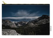 Night At Olmstead Point Carry-all Pouch by Cat Connor