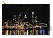 Night At Penn's Landing - Philadelphia Carry-all Pouch