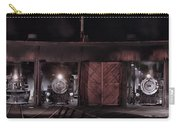 Night At The Durango Roundhouse Carry-all Pouch