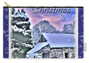 Christmas Card 28 Carry-all Pouch