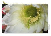 Night Blooming Cereus Cactus Carry-all Pouch