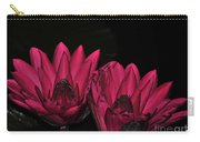 Night Blooming Lily 1 Of 2 Carry-all Pouch