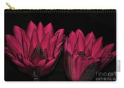 Night Blooming Lily 2 Of 2 Carry-all Pouch