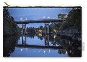 Night Bridge Carry-all Pouch by Nelson Watkins
