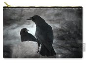 Mysterious Night Crows Carry-all Pouch