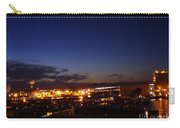 Night Falls At Old Port Of Quebec Carry-all Pouch