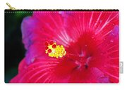 Night Fire Hibiscus Carry-all Pouch
