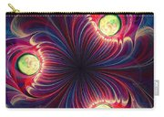 Night Flower Carry-all Pouch
