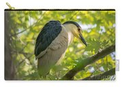 Night Heron At Rest Carry-all Pouch