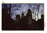 Night Lights Empire State Two Trees Carry-all Pouch