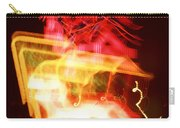 Night Lights Holiday Inn Sign 2 Carry-all Pouch