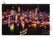 Night Lite Seattle Carry-all Pouch