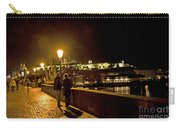 Night On The Charles Bridge Carry-all Pouch