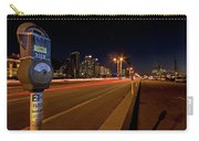 Night Parking Meter Carry-all Pouch