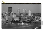 Night, Pittsburgh, Pennsylvania Carry-all Pouch