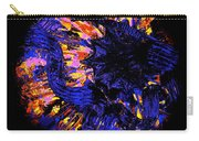 Night Pumpkin Iridescence Carry-all Pouch