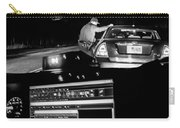 Night Traffic Stop Carry-all Pouch by Bob Orsillo