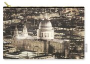 Night View Over St Pauls Carry-all Pouch
