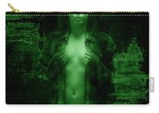 Night Vision Woman Carry-all Pouch