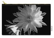 Nightblooming Cereus Cactus Flower Carry-all Pouch