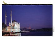 Nightfall Over Istanbul Carry-all Pouch