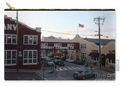 Nightfall Over Monterey Cannery Row California 5d25146 Carry-all Pouch