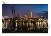 Nightlife In The Flats Carry-all Pouch