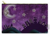 Nighty Night Carry-all Pouch by Juli Scalzi