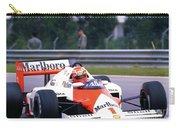 Niki Lauda. 1985 Portuguese Grand Prix Carry-all Pouch