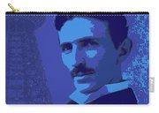 Nikola Tesla #2 Carry-all Pouch