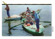 Nile River Fishermen  Carry-all Pouch