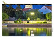 Nin Coast Evening Reflections View Carry-all Pouch
