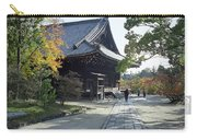 Ninna-ji Temple Compound - Kyoto Japan Carry-all Pouch
