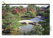 Ninna-ji Temple Garden And Pond - Kyoto Japan Carry-all Pouch