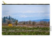 Nisqually Delta Of The Nisqually National Wildlife Refuge Carry-all Pouch