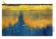 Nisqually Reflection Carry-all Pouch by Nancy Merkle